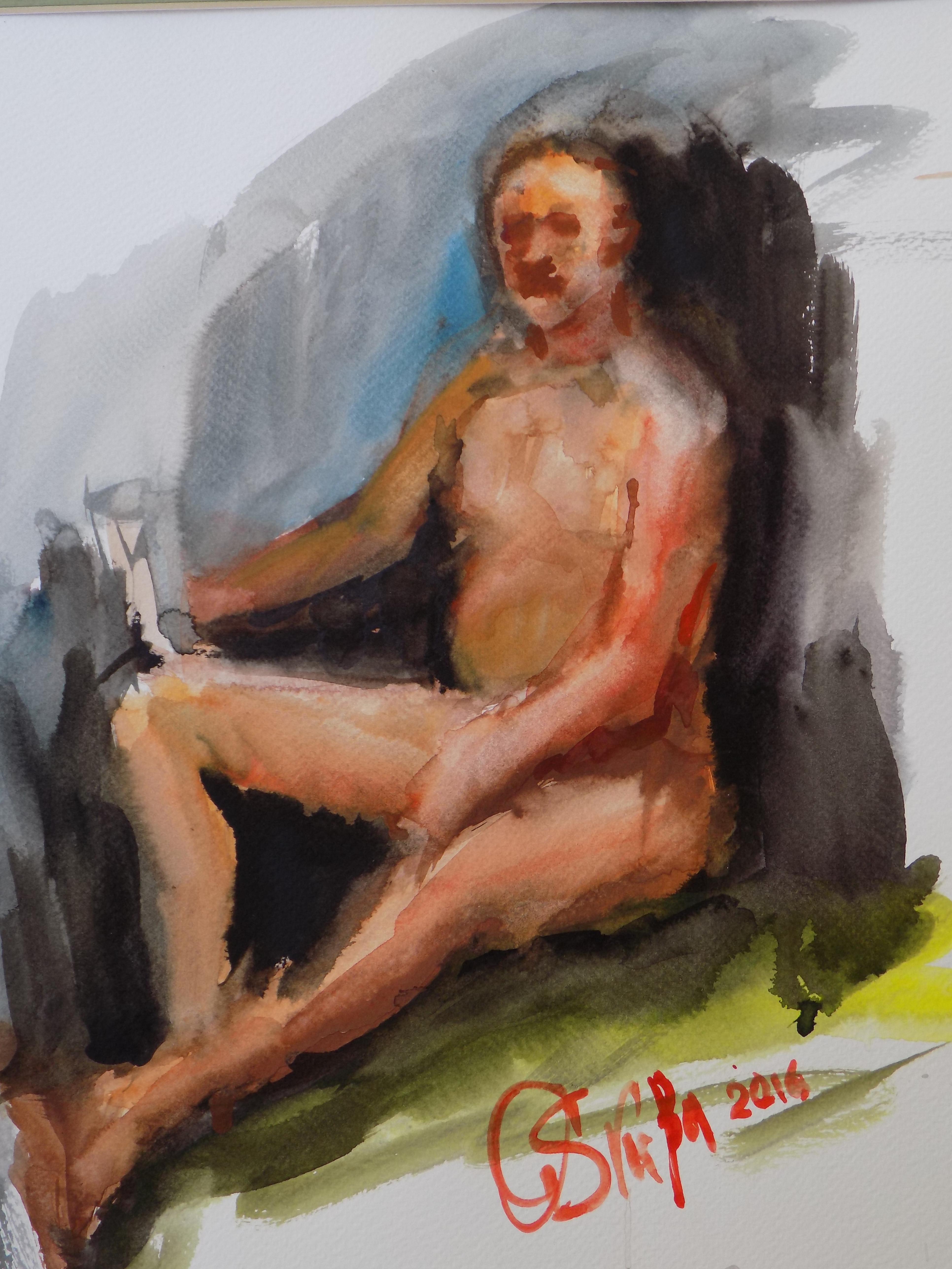 Olena Nude 86